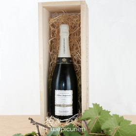Wepicurien • Champagne Brut Tradition | Domaine Gilbert Jacquesson • Champagne