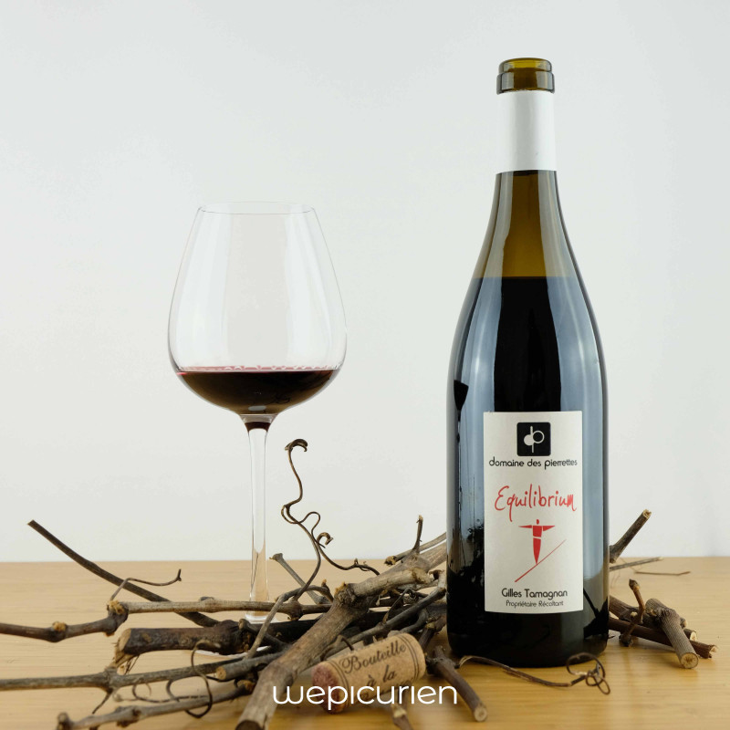 Wepicurien • Equilibrium 2019   Domaine des Pierrettes • Vallée de la Loire