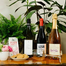 Wepicurien • Coffret dégustation Fête des mères 3 bouteilles • Coffrets