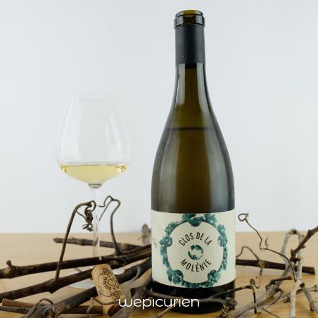 Wepicurien • Clos de la Molénie Blanc 2020   Clos de la Molénie • Bordeaux