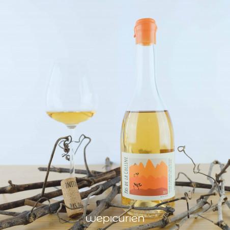 Wepicurien • Pas de la Colline Orange 2020   Clos de la Molénie • Bordeaux