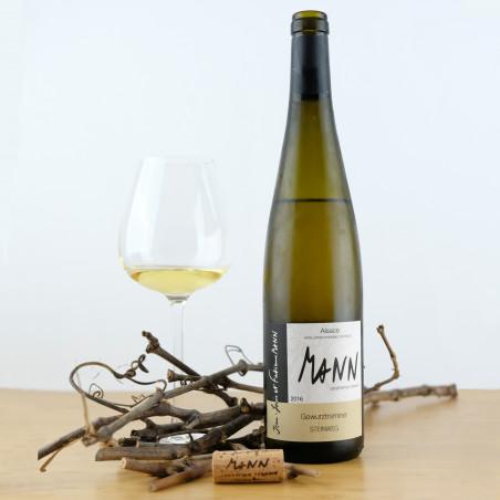 Wepicurien • Gewurztraminer - Lieu dit Steinweg 2016   Vignoble des 3 terres • Alsace