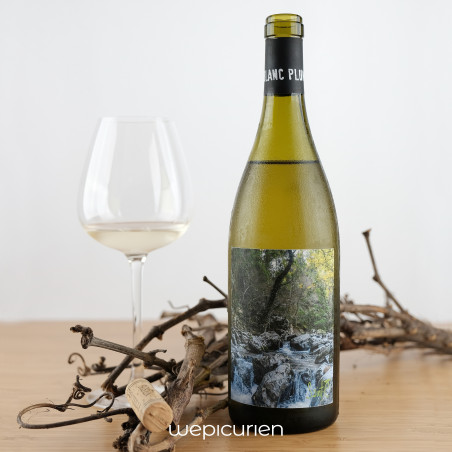 Wepicurien • GR36 Blanc 2019   Domaine Blanc Plume  • Languedoc-Roussillon