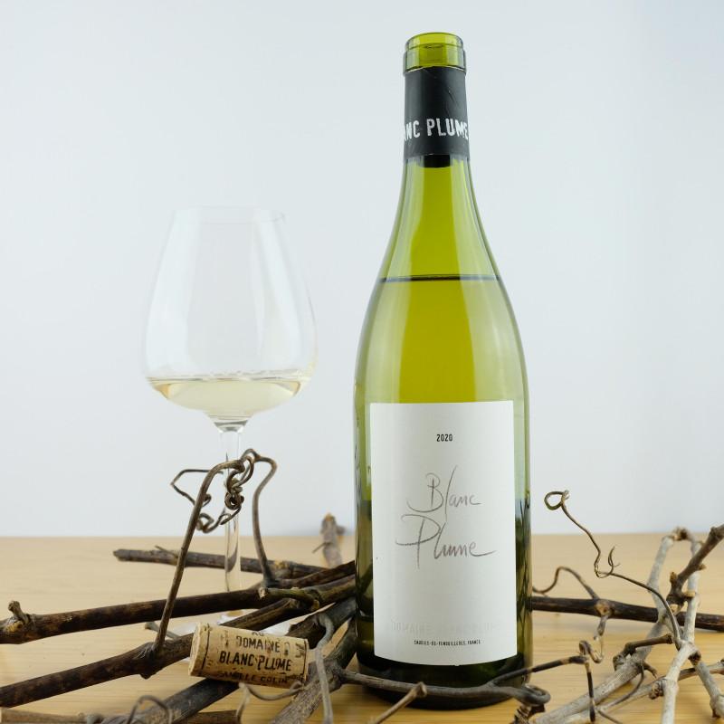 Wepicurien • Blanc Plume 2020 | Domaine Blanc Plume  • Languedoc-Roussillon